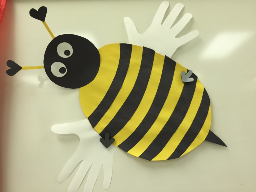 My own bee.