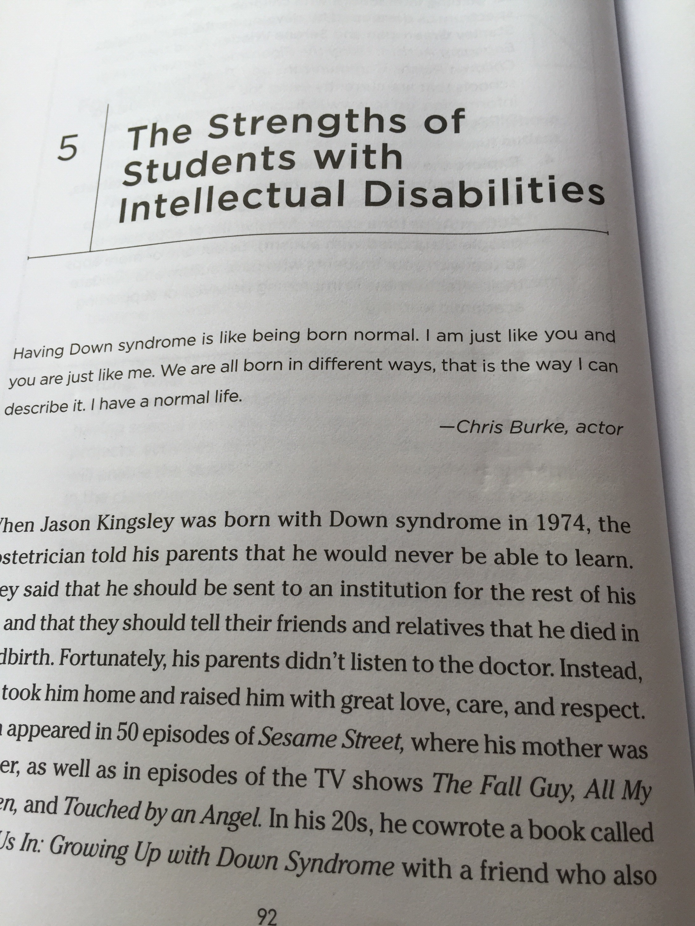kiat book club neurodiversity in the classroom ch 5 katie is a i have had the pleasure of working a few adults down syndrome through university and already know quite a bit about their strengths and other